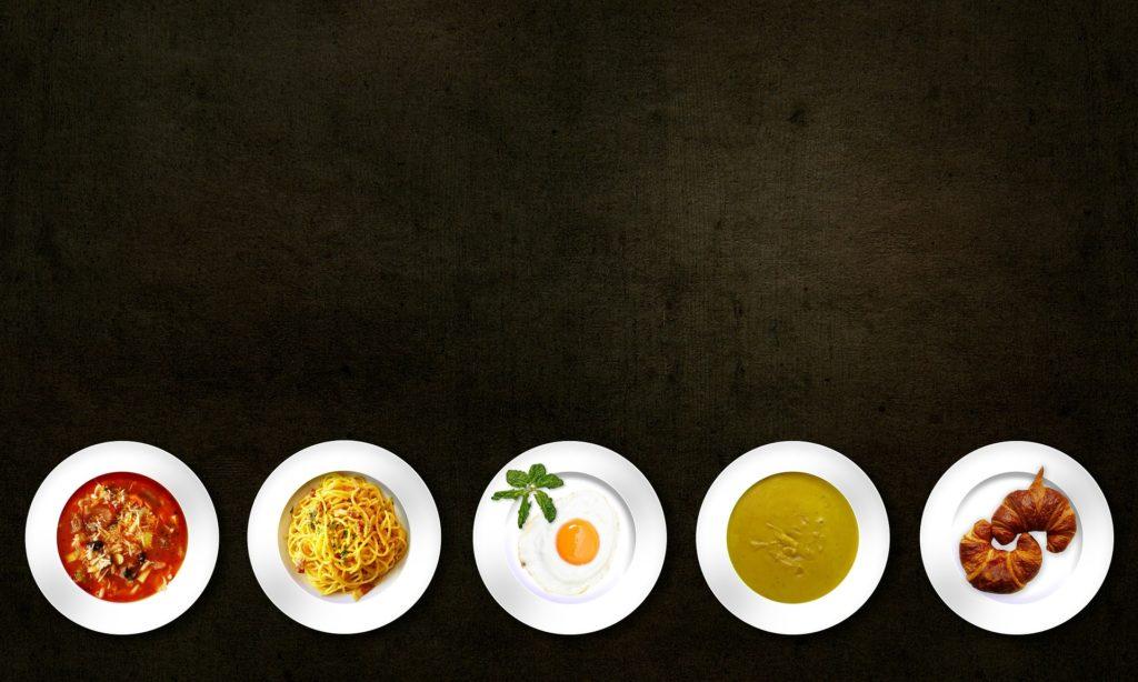 ダイエット中の食事について