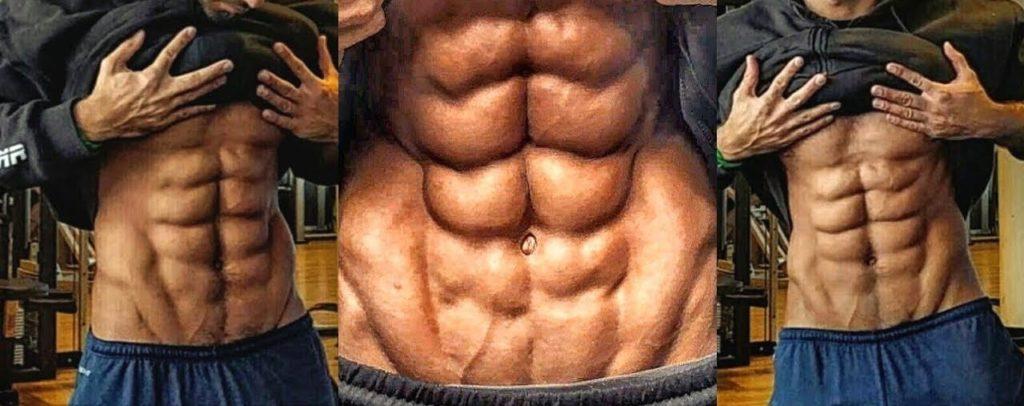 腹筋のずれを矯正、整形できる?、形、腹筋、ずれ、左右非対称、バランス悪い、アンバランス、非対称