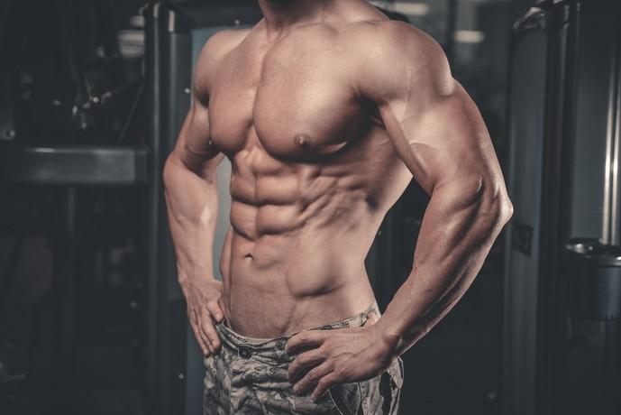 シックスパック,見ると鍛えたくなる、びっくりするくらいカッコいい腹筋や少し変わった腹筋画像集
