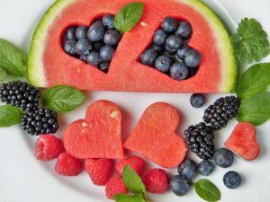 ローファットダイエットにおすすめの果物