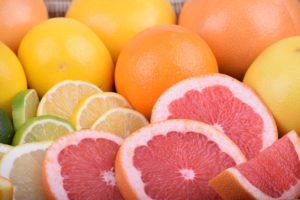 ローファットダイエットにおすすめの果物、グレープフルーツ