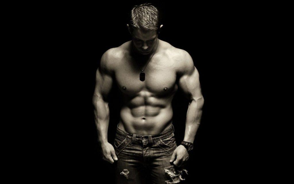 【画像】理想のカッコいい体型、マッチョ、ちょうどいい筋肉
