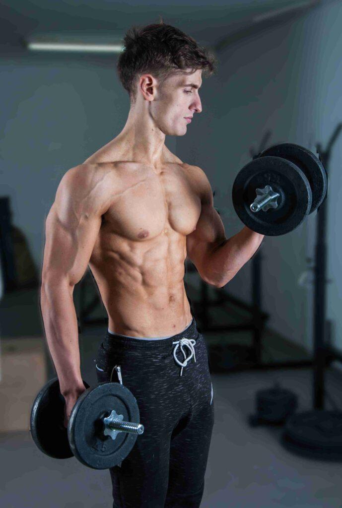 【画像】理想のカッコいい体型、マッチョ、ちょうどいい筋肉、細マッチョ