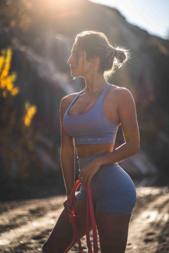 【女性版】ダイエット、筋トレのモチベーションアップ画像集・スリムでしなやかな、筋肉質な理想の体系を目指そう!!
